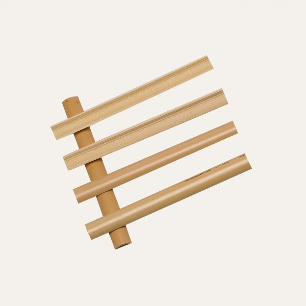 Blanks, Splits Tube Cane Into 3 Equal Parts for Cor Angle (10 pcs)