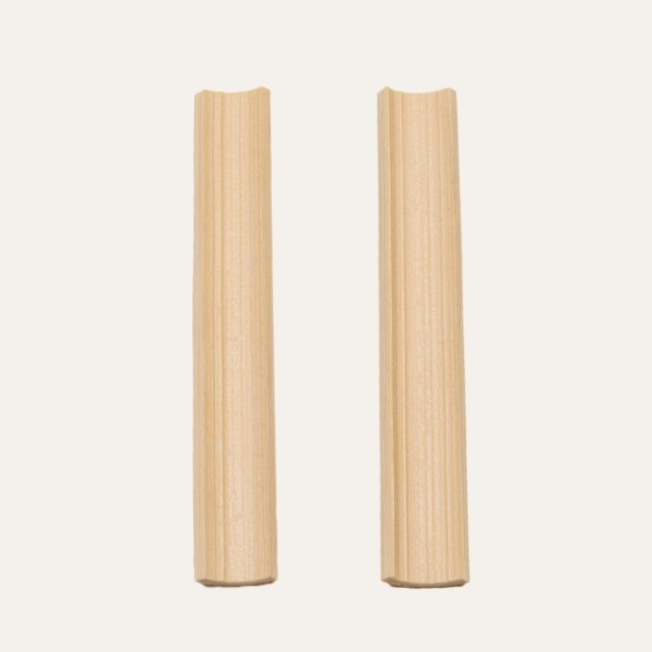 Blanks, Splits Cane Into 4 Equal Parts for Contra Bassoon (10 pcs)