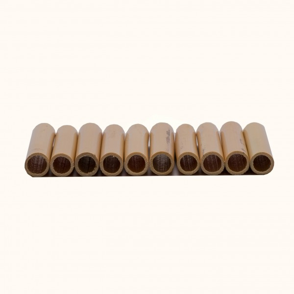 Sized (76 mm) Tube Cane for Oboe D'amore - 11-11,5 mm (10 pcs)